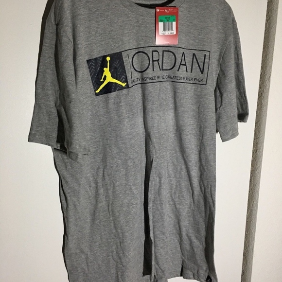 55e6f7469d4 Jordan Shirts | Mens Nike Air Retro 12 The Greatest Ever T | Poshmark